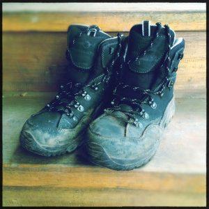 Die neuen Schuhe