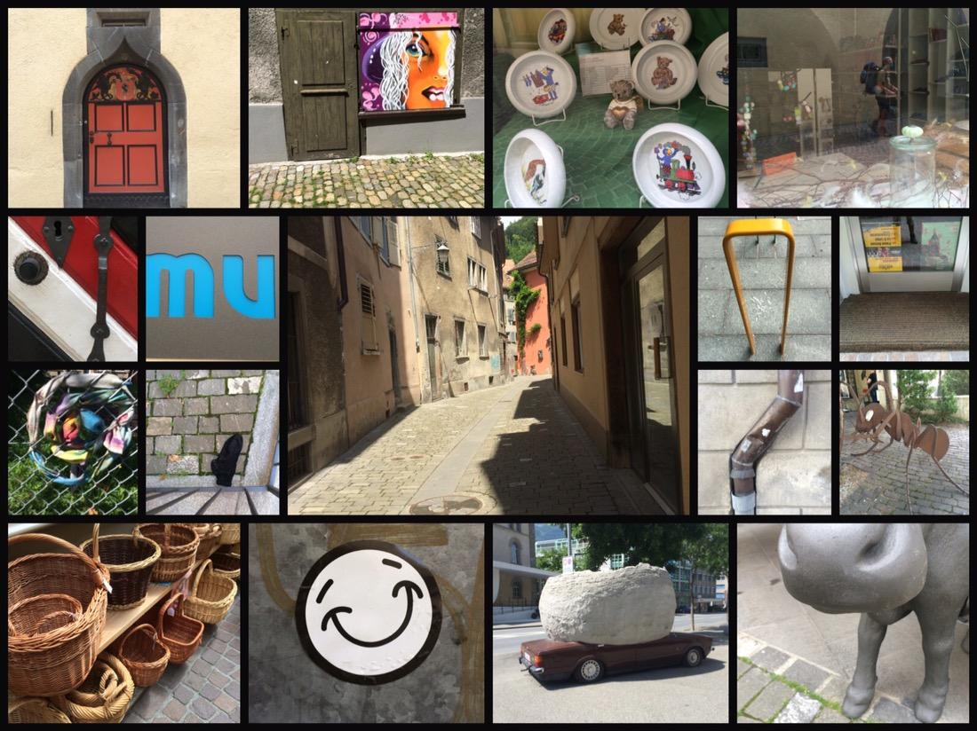 Chur-Bilder-Collage